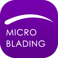 Microblading professional